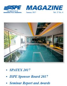 ISPE MAG January 2017 Vol 27 No 4